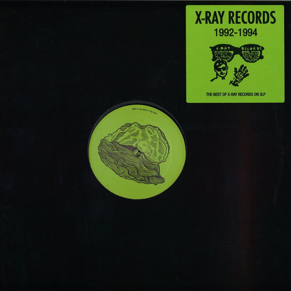 Raymond Castoldi - X-Ray Records 1992-1994