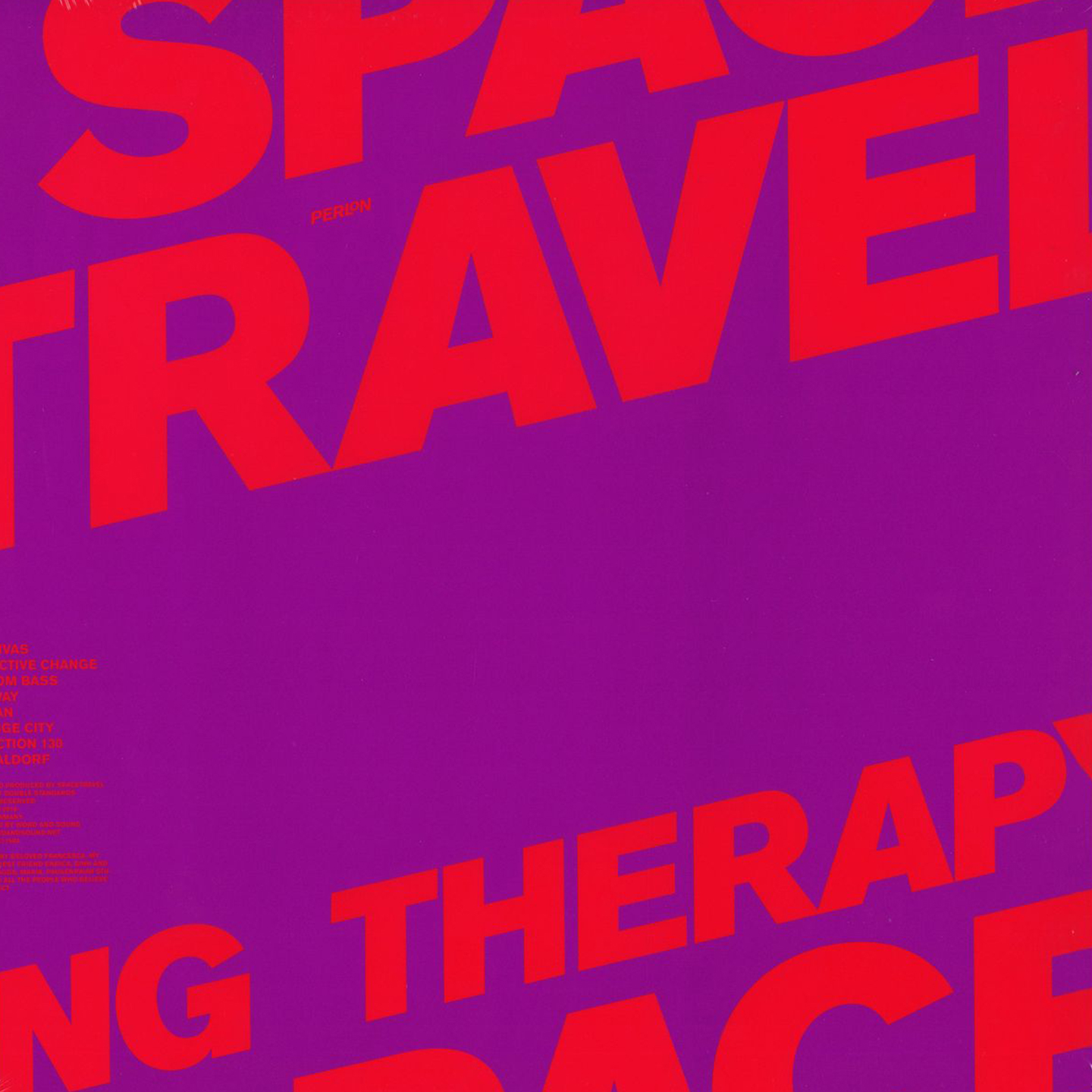 Spacetravel ‎- Dancing Therapy
