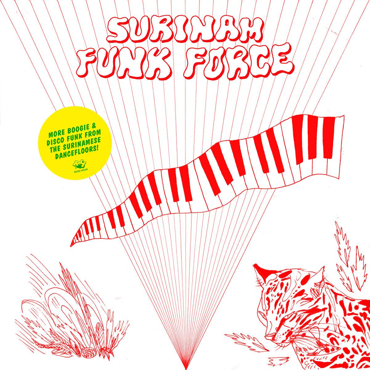 V/A - Surinam Funk Force