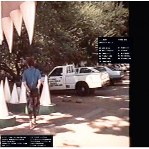 Cedric Dekowski & Felix Reifenberg - L'Album